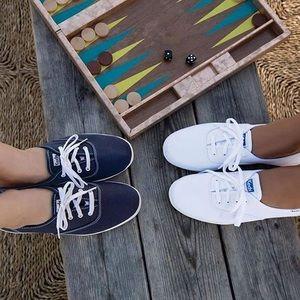 New Navy Blue Keds